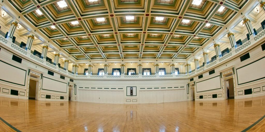 Soldiers And Sailors Grand ballroom